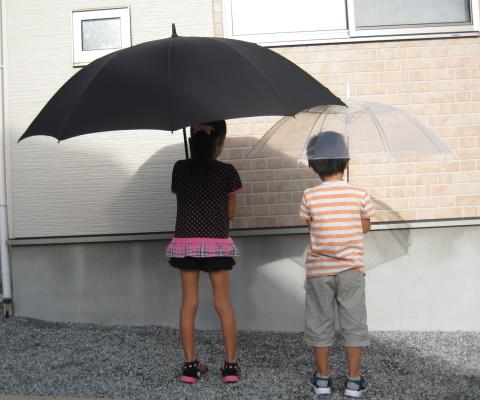 超ビックな傘